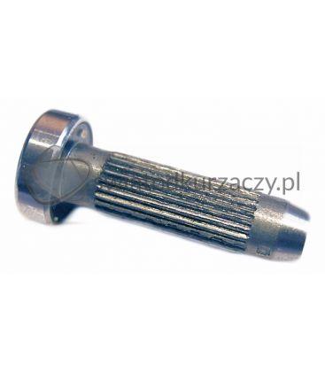 Drewno wałka szczotki PN D4/E/E2 z wymiennym włosiem